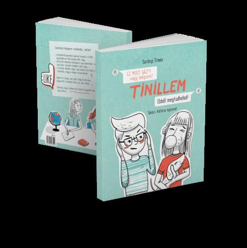 Tinillem - illemkönyv tiniknek, gyerekeknek